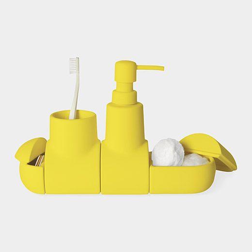 Yellow Submarino Organizer