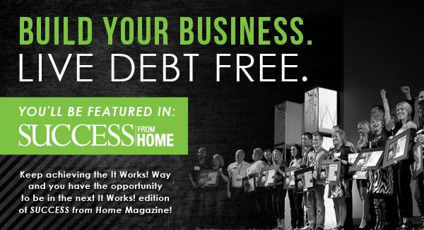Cover Story-We're gonna be in Success from Home magazine AGAIN! YOU could be in it with us!!