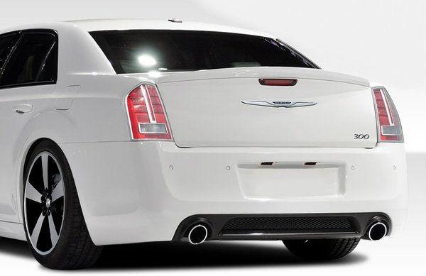 Duraflex 11-14 Chrysler 300 SRT Look Rear Bumper Cover Kit