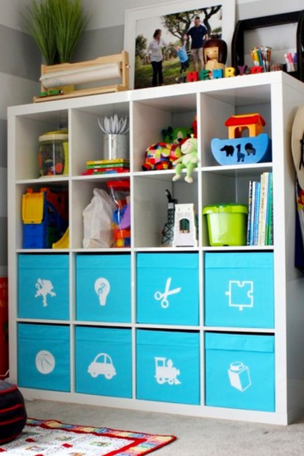Organizing Toys On A Budget Simple Toy Decluttering System To