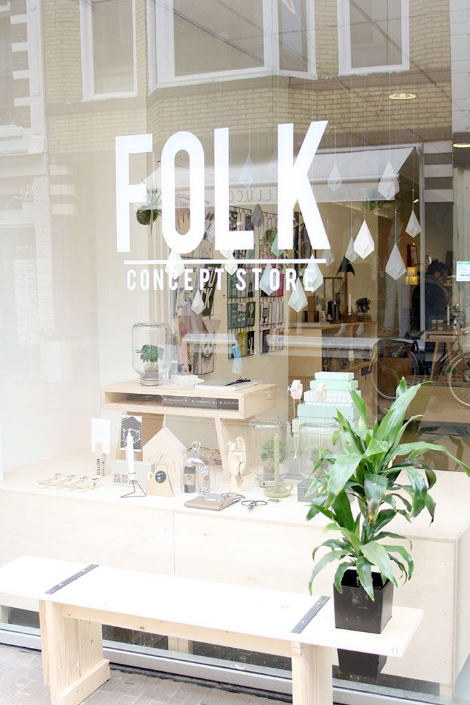 Hotspot: FOLK conceptstore in Groningen | Peek Inside