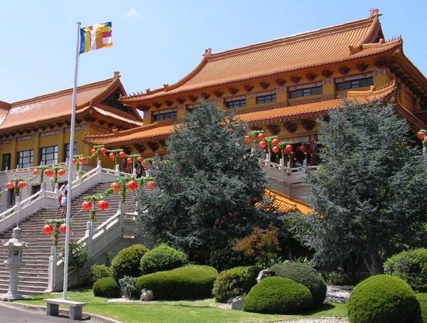 Nan Tien Buddhist Temple, Wollongong, NSW Australia