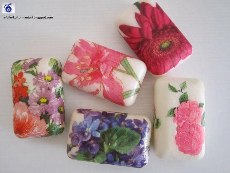 sabun dekupajı