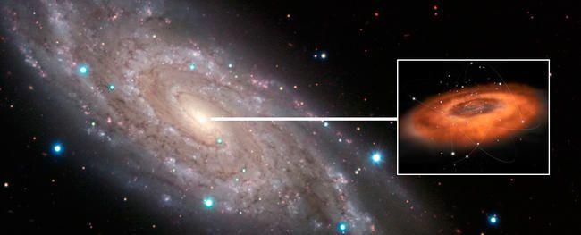Hallan gas sorprendentemente caliente en el agujero negro del centro de la Vía Láctea - Libertad Digital
