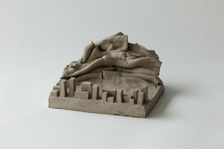 """""""Tsunami"""" by Peter Fischli & David Weiss 