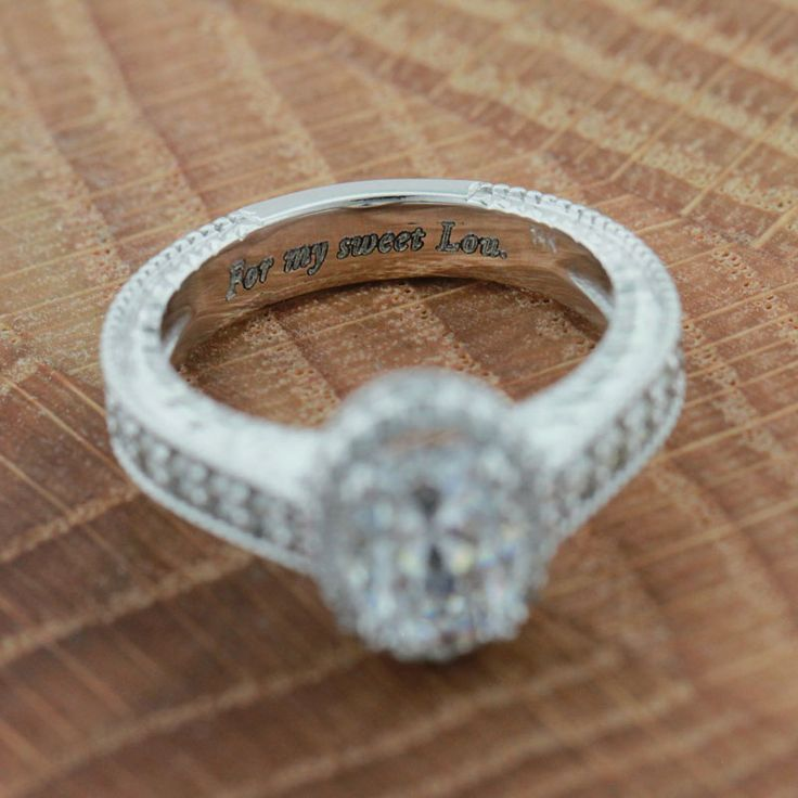 17 Best Images About Custom Rings On Pinterest
