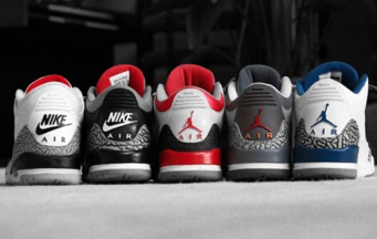 <3 Jordan shoes