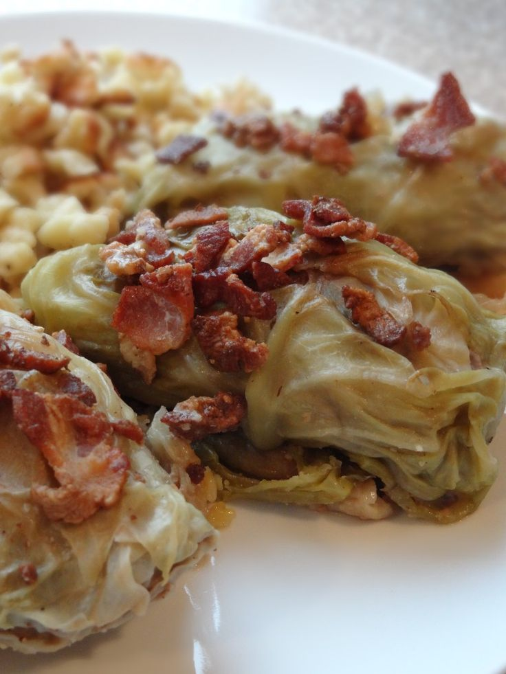 Unstuffed Cabbage Rolls Food Network