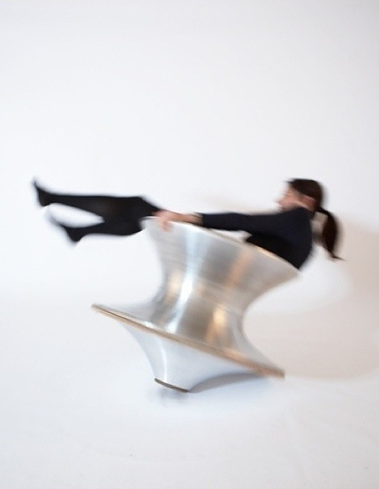 Spun chair by Heatherwick Studio – blueverticalstudio