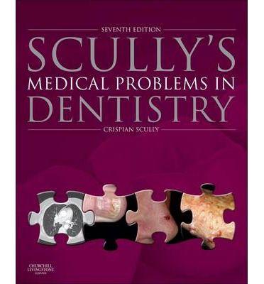 """Scully's medical problems in dentistry : 7th Edition"" / Crispian Scully. Edinburgh : Churchill Livingstone/Elsevier, cop. 2014. Matèries : Manifestacions orals de les malalties; Salut pública dental; Símptomes; Odontologia. #nabibbell"