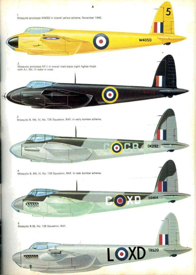 28 De Havilland Mosquito Page 27-960