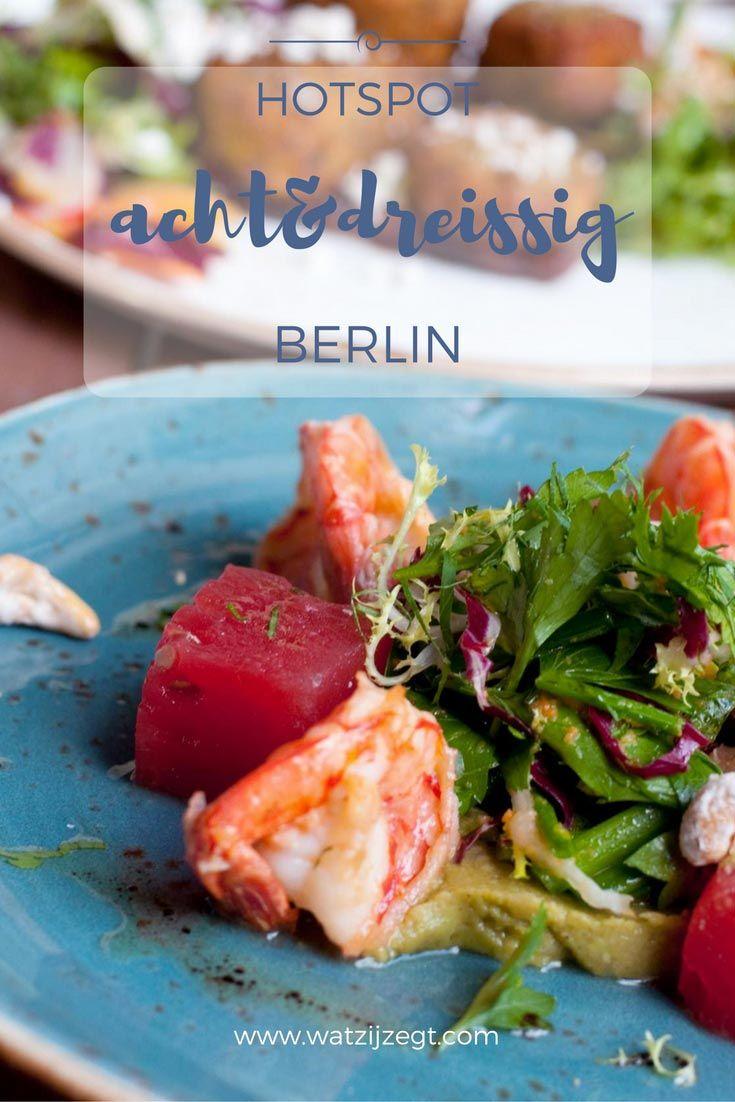 Hotspot: acht&dreissig Berlijn