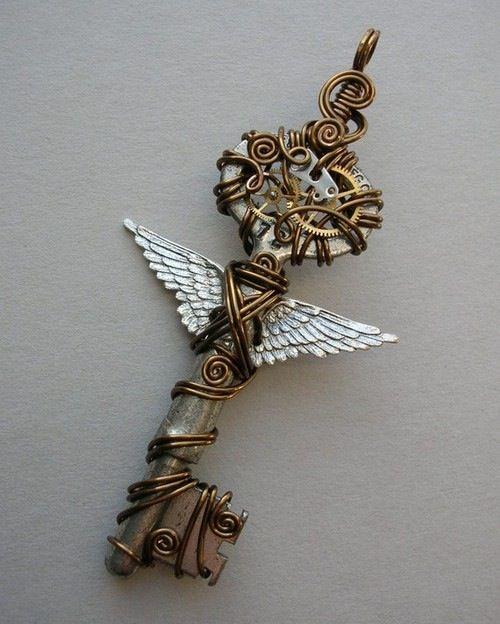 Beautiful Key....