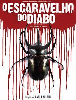 Conchego das Letras: Livro ou filme? O Escaravelho do diabo Parte 01