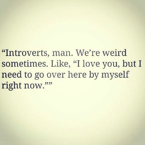 introverts and relationship