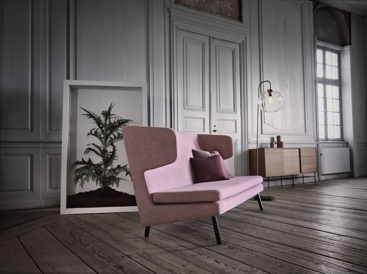 Liva sofa in Pink
