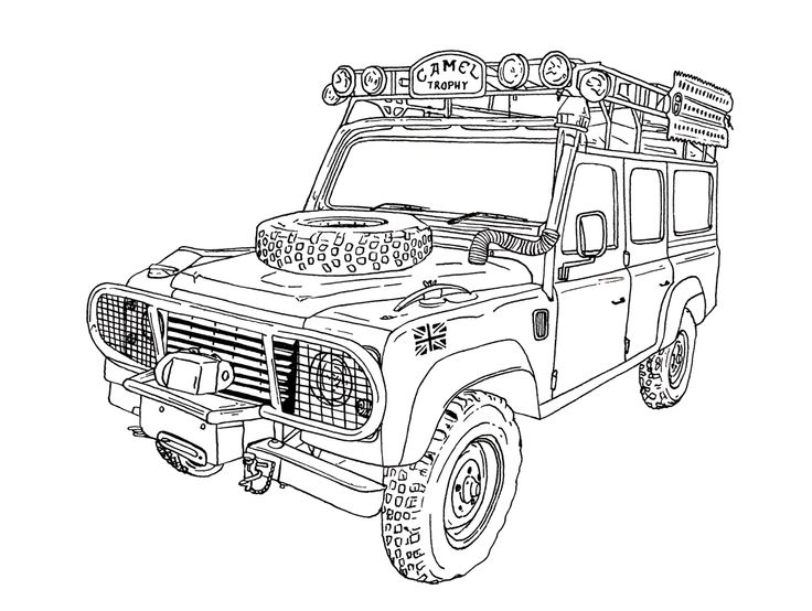80 best land rover art images on pinterest
