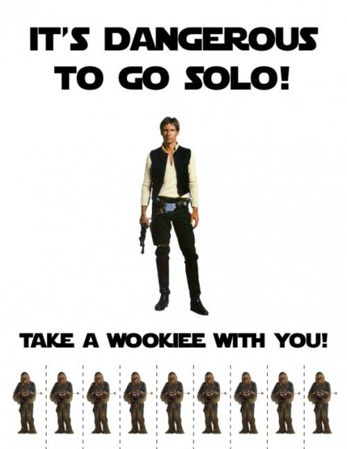 I just want to print this out, hang it up somewhere, and see how fast the wookies disappear.   xD