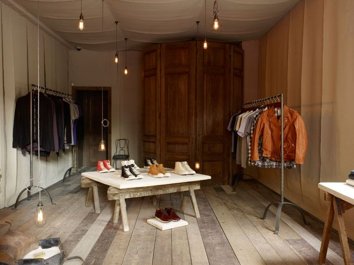 HOSTEM > The Masculine Boutique Of East London | Yatzer