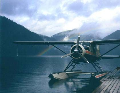 Turbo Beaver (de Havilland Canada DHC-2 Beaver) - I spent two summers in one of these mapping Gypsy Moth and Spruce Budworm in the Great Lake States.