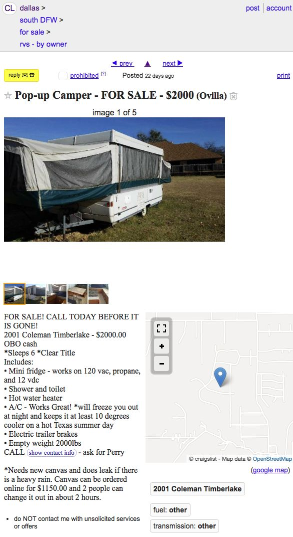Jeg Kan Bedre Li Disse Pop Up Caravans End Campingvogne For Der Er