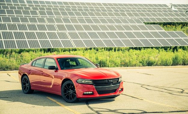 2016 Dodge Charger SXT Blacktop Tested: Its Good to Look Bad