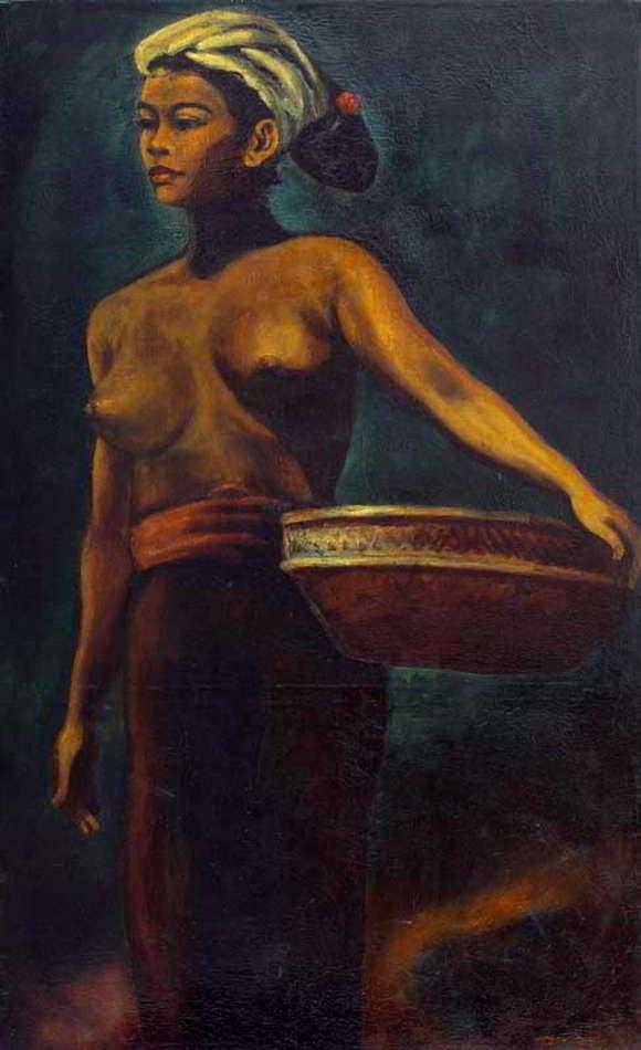 Agus Djaya -  Gadis Pembawa Bakul