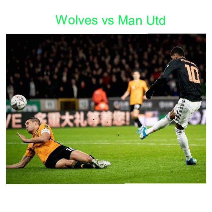 Wolves Vs Manchester United 0 0 Highlights Download Video In 2020 Manchester United Manchester United Logo Manchester United Players