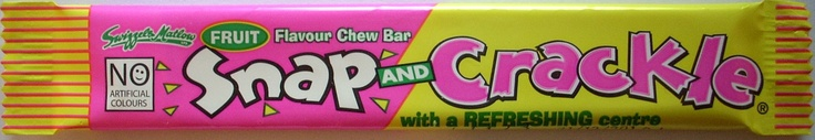 Snap & Crackle Bars x60, £10.20