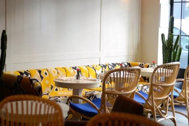Zaza Bistrot Brunch Bar à cocktails 24 rue de Rivoli, 75004 Paris