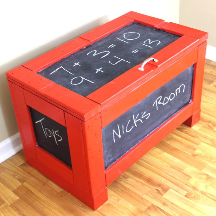Top 25 Best Kids Toy Boxes Ideas On Pinterest: Best 25+ Painted Toy Chest Ideas On Pinterest