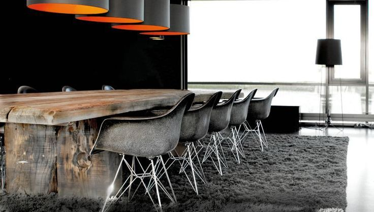 Thors Uniq conference table  #conferencetable #sustainabledesign #repurposed