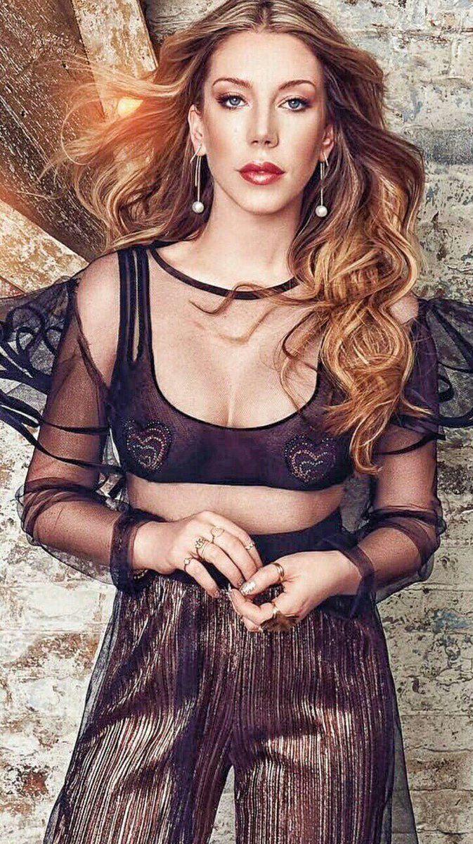 Cleavage Celebrity Katherine Ryan naked photo 2017
