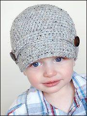 Classic Newsboy Hat
