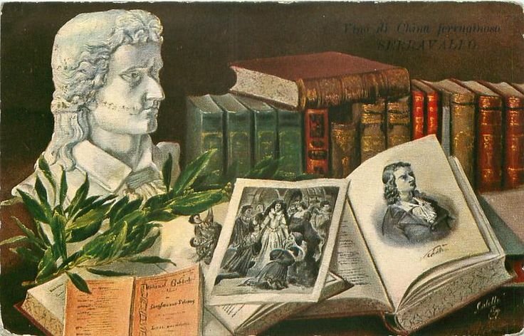 Friedrich Schiller ~ R. Bodlander