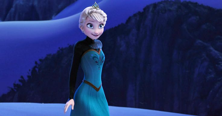 """Which Frozen Song Are You? I got """"Let It Go"""""""