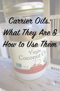 What exactly are carrier oils and how do you use them to dilute your essential oils? Read on for a beginners guide to carrier oils.