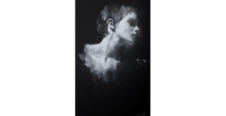 Emma Watson portraits by Mark Demsteader