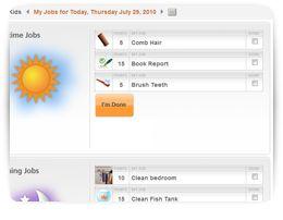 Love this Job Chart site