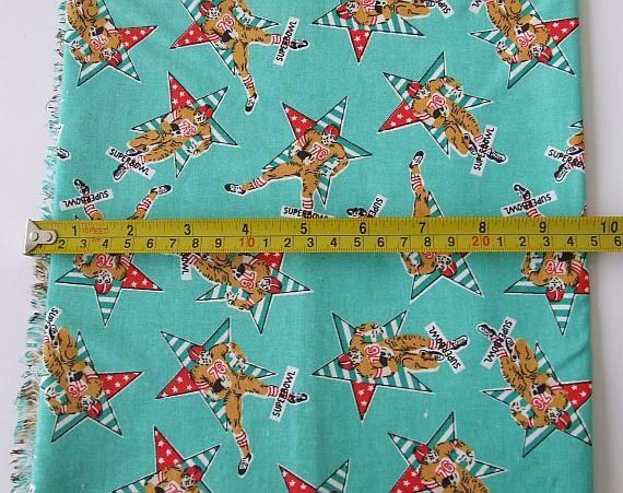 50% off Christmas SALE Children Fabric Super by CraftSuppliesDesk