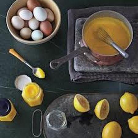 Martha Stewart's Best Lemon Curd