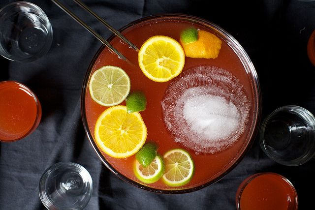 rum campari punch | smittenkitchen.com