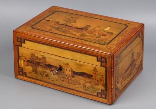 French Document Case, ca. 1775
