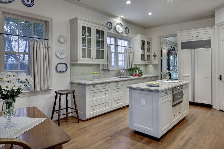 Benjamin Moore Revere Pewter. Walls are China White. Countertops ...