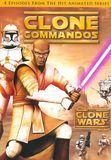 Star Wars: The Clone Wars - Clone Commandos [DVD], 1000093370