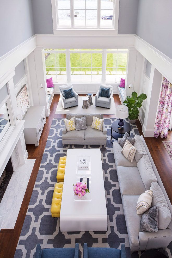 13 best Large Living Room Layout Ideas images on Pinterest | Living ...