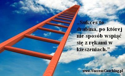 Drabina do sukcesu...