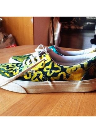 Kup mój przedmiot na #vintedpl http://www.vinted.pl/damskie-obuwie/obuwie-sportowe/10290120-super-vansy-wyjatkowe-oryginalne-inne