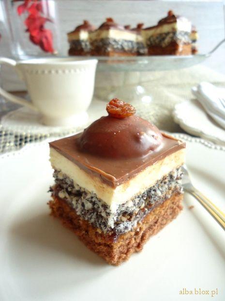 piersi murzynki, ciasto piersi murzynki, ciasto kokosowe, ciasto z kokosem, ciasto makowe, ciasto z makiem, ciasto czekoladowe, ciasto przekładane, ciasto na niedzielę