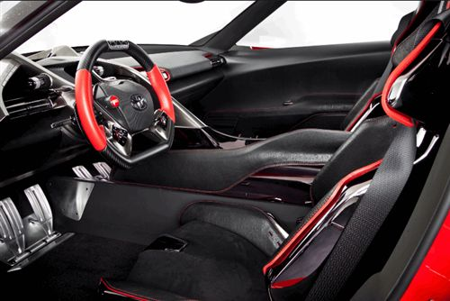 Toyota FT1 Specs, Price, Interior, Review & Engine Performance